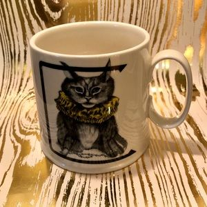 ANTHROPOLOGIE MUG NEW